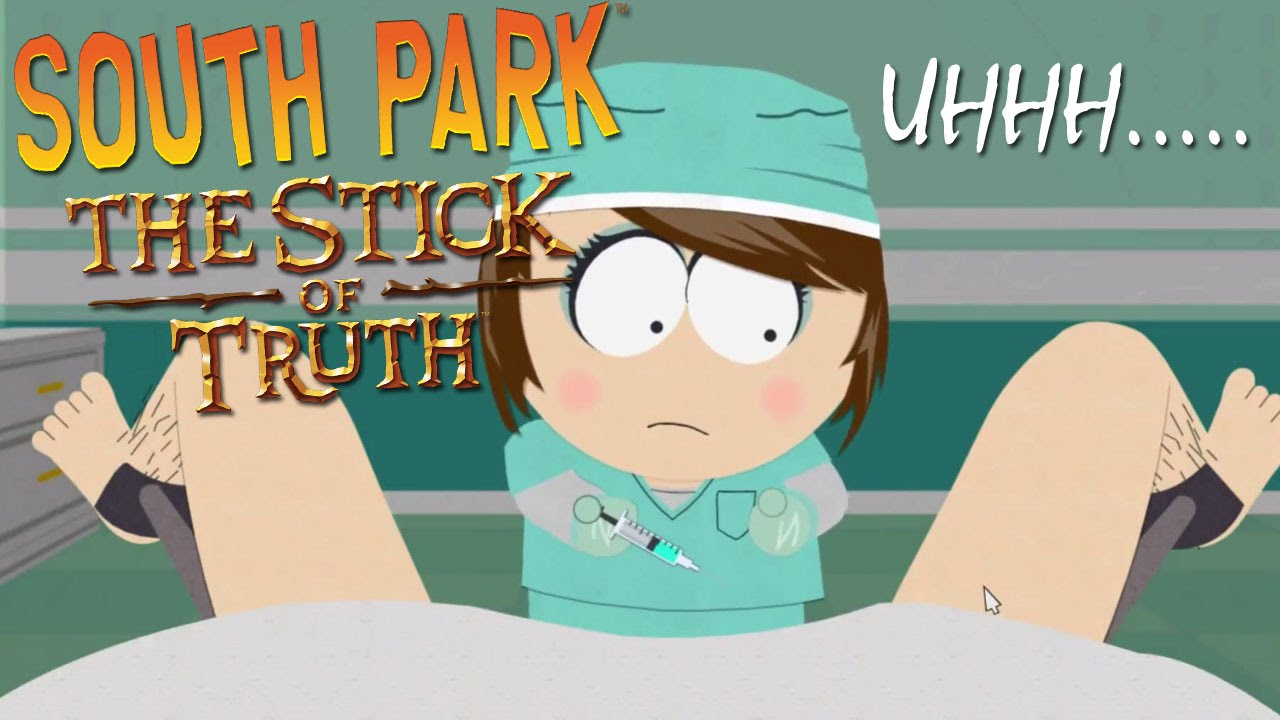 PERFORMING OUR FIRST ABORTION...ON A DUDE | South Park: Stick of ...