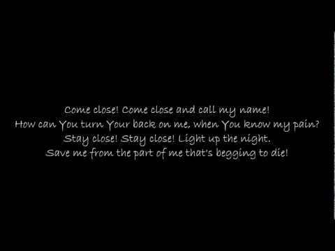 Fireflight - Stay Close (With lyrics)