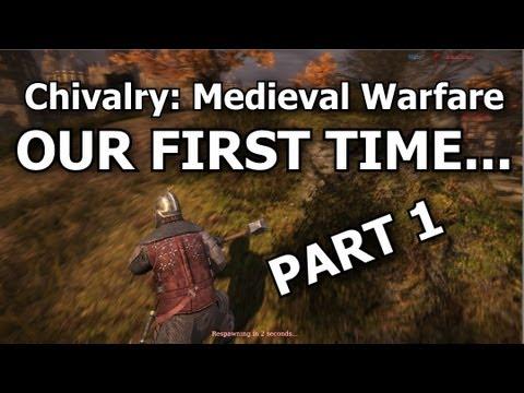 chivalry:-medieval-warfare---multiplayer-gameplay-(part-1)
