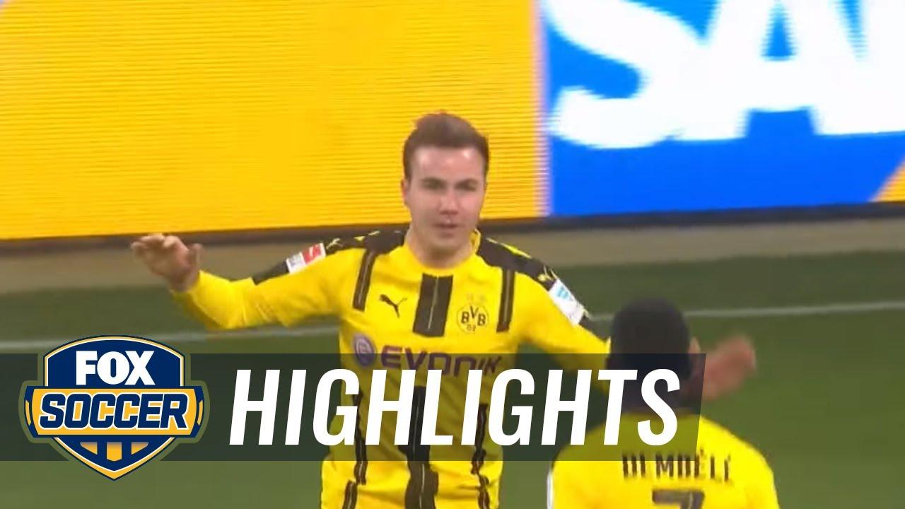 Borussia Dortmund Vs 1899 Hoffenheim