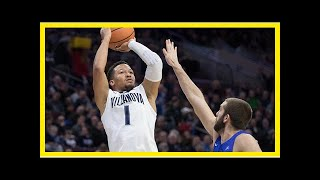 Breaking News | Villanova ready to set school record for first round picks in the NBA Draft