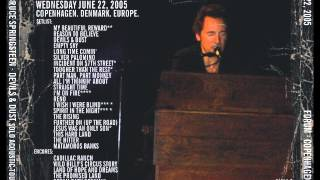 18. Jesus Was An Only Son (Bruce Springsteen - Live In Copenhagen 6-22-2005)