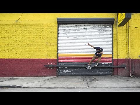 Evandro Martins Making It Happen Part | TransWorld SKATEboarding