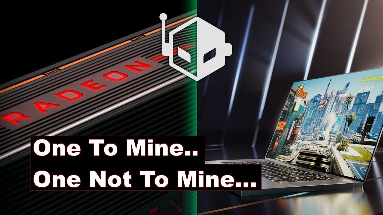 AMD Working On Their Own Mining Card And RTX 3050Ti Accidentally Revealed - WccftechTV