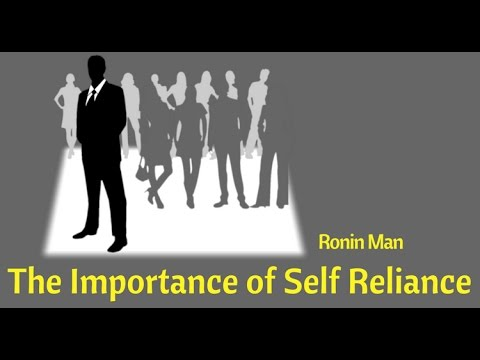 Simplify Your Life:: Free Yourself: The Importance of MGTOW Self Reliance