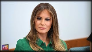 Melania Trump Had A SAVAGE Response To New York Times Report She's Not Allowed To Watch CNN