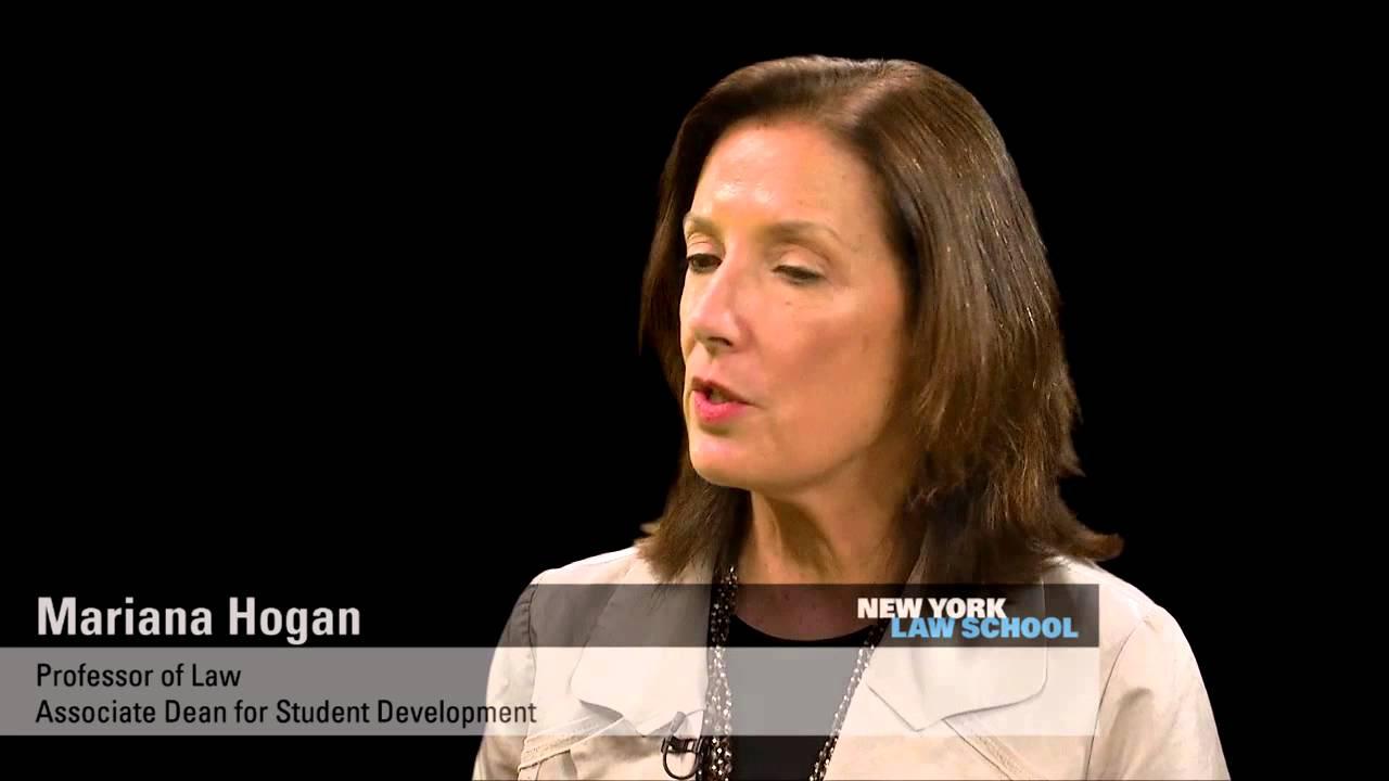 Mariana Hogan New York Law School