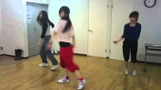2011年2月7日NATSU DANCE LESSON.