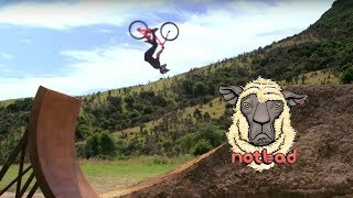 NotBad - Brett Rheeder Over Vert Flip - Full Part - Anthill Productions [HD]
