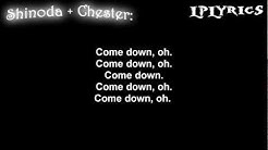 Linkin Park- Blackout [ Lyrics on screen ] HD