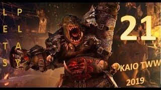 [FR] Légendaire [HD] Total war Warhammer 2 :renvoyons les morts sous terre :épisode 21
