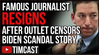 Famous Journalist RESIGNS After Outlet Censors Biden Scandal, SLAMS The Leftist Censorship In News