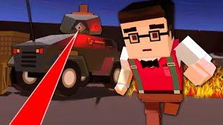 Baixar NERD VS. LASER TANK - Just in Time Incorporated (VR Gameplay)