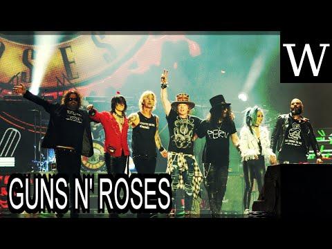 GUNS N' ROSES - WikiVidi Documentary