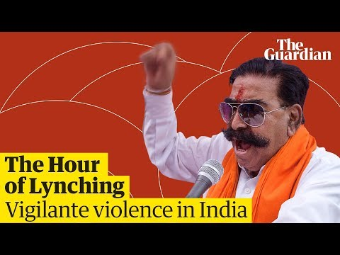 India's anti-Muslim vigilante violence