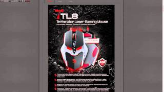 анонс на канале Скоро мышка A4Tech Bloody Terminator TL8