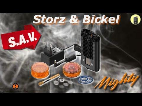 STORZ & BICKEL ( S.A.V. ) Service Après Vente, Vaporisateur Mighty, Test & Avis