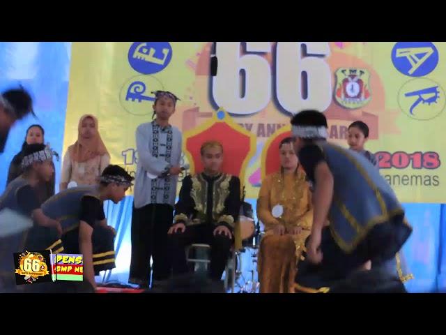 Pensi & Bazar 2018 SMP Negeri 1 Kota Serang #8