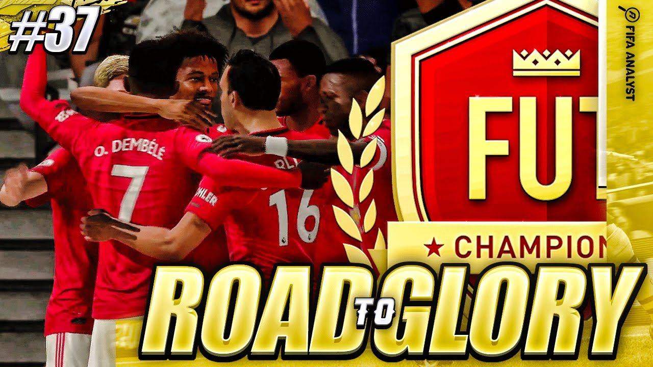 FIFA 20 HOW TO READ THE GAME! ROAD TO GLORY #38 | FIFA 20 ULTIMATE TEAM LIVE CHAMPS GAMEPLAY