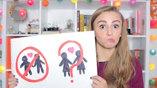 History of Lesbianism in 60 Seconds | Hannah Witton