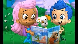 Bubble Guppies Play Puzzle Games For Little Kids | Jigsaw games  | Пъзел игра за деца screenshot 3
