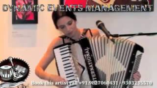 International Musicians In India for Wedding Sangeet, Corporate Destination Weddings