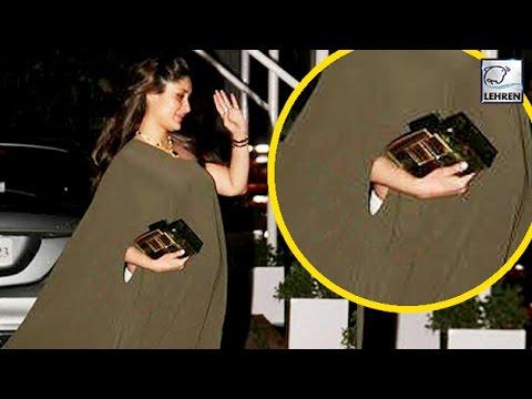 Kareena Kapoor's OOPS MOMENT! | Wardrobe Malfunction | LehrenTV