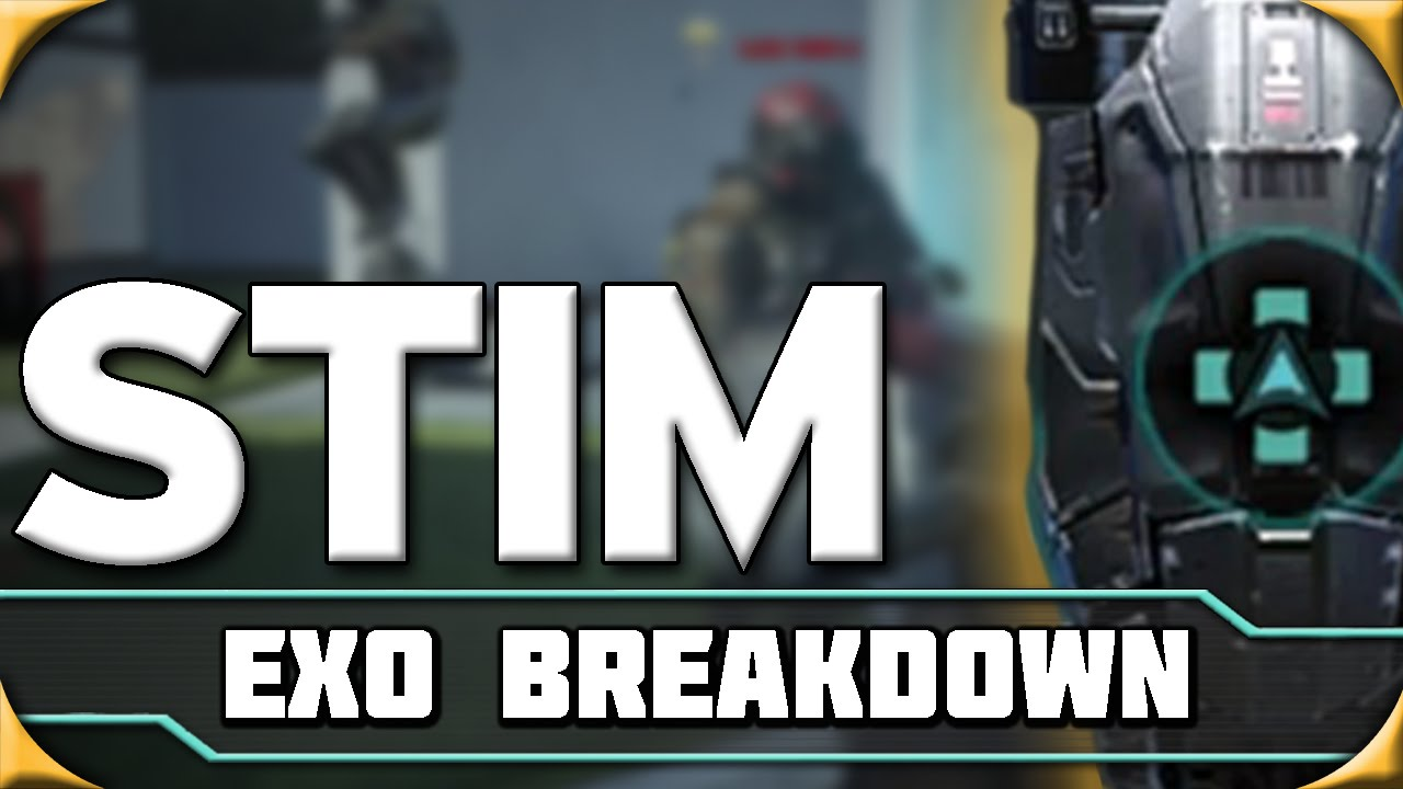 What does stim do exactly advanced warfare exo breakdown youtube