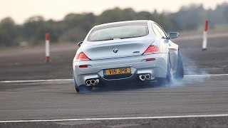 Best BMW E63 E64 exhaust sounds M6 V10, 650i, 645Ci compilation
