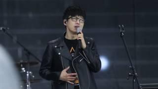 """20161023 국카스텐 하현우 """"일상으로의 초대"""" @롯데면세점패밀리콘서트"""