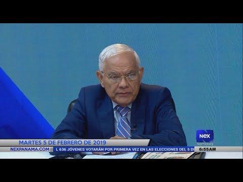 Análisis internacional del Ing. José I. Blandón Castillo | 05-02-2019