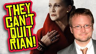 Thirsty Media Can't Quit THE LAST JEDI.