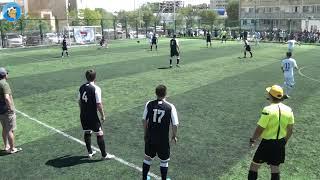 ЛЛФ-2019. Видео обзор матча: Геолог - Ынта. 2-тур. 07.07.19г .