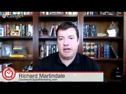 Legal Marketing Hangout - Search Engine Optimization