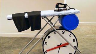 The Dresser - Rube Goldberg Machine for Getting Dressed | Jo...
