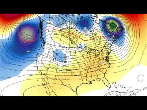 November 10, 2017 Weather Xtreme Video - Afternoon Edition