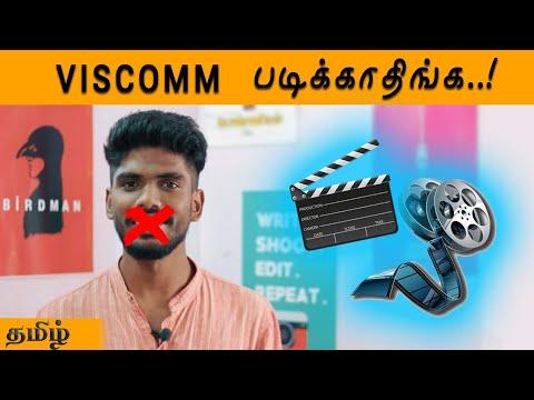 Don't Study Viscomm ??? | Vignesh Jr | Film Making |