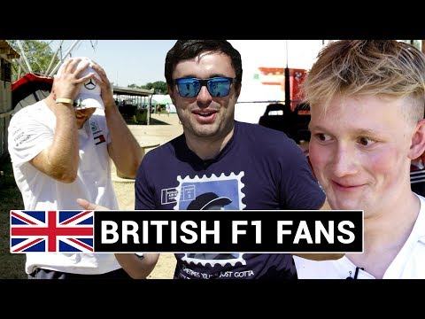 How Much Do British  Really Know About F1?