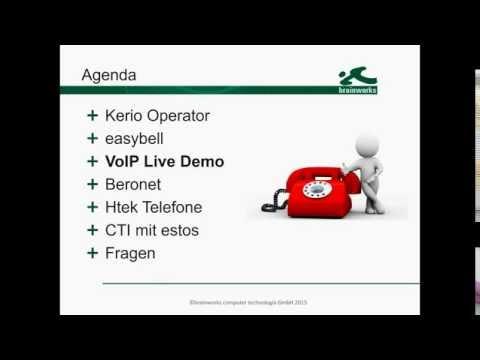 Webinaraufzeichnung VoIP Live: The day after ISDN