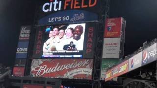 Adopt-a-Soldier Platoon Gives Away Xbox Games @ CitiField