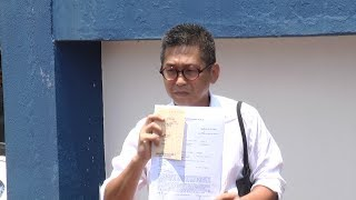 PD indie candidate files report against Anwar