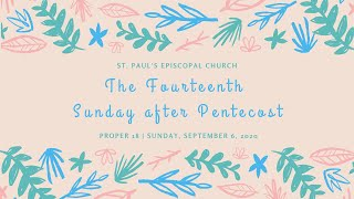 The Fourteenth Sunday after Pentecost