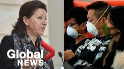 Coronavirus outbreak: France confirms first two cases of coronavirus in Paris, Bordeaux