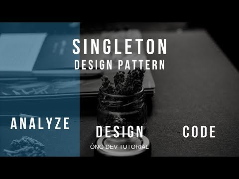 Singleton Design Pattern: Phân tích, trường hợp áp dụng