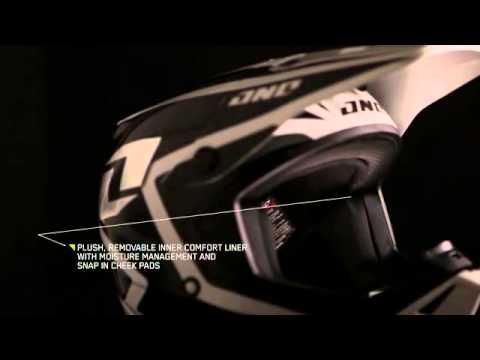 One Industries Gamma Helmet