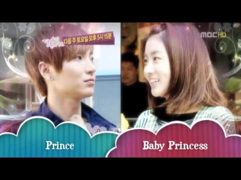 leeteuk and kang sora actually dating