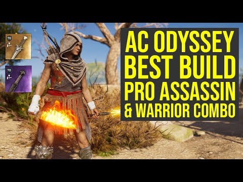 Assassin's Creed Odyssey Best Build AMAZING Assassin & Warrior Combo (AC Odyssey Best Build) thumbnail