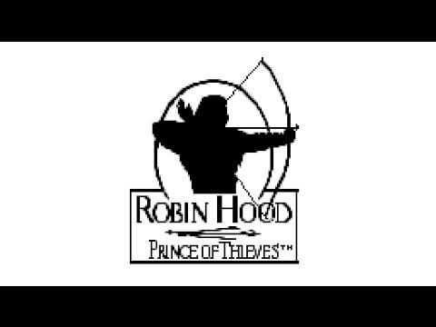 Robin Hood: Prince of Thieves - NES Gameplay