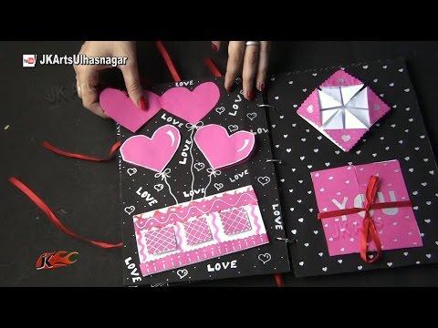Scrapbook Idea | JK Craft Ideas 011