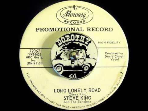 Steve King And The Echelons - Long Lonely Road